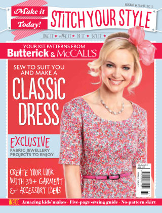 Make It Today Dressmaker! Issue 6 2015