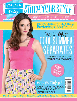 Make It Today Dressmaker! Issue 14 2016