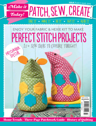 Make It Today Dressmaker! Issue 7 2015