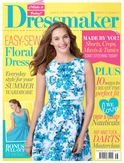 Make It Today Dressmaker! August 10, 2016 00:00