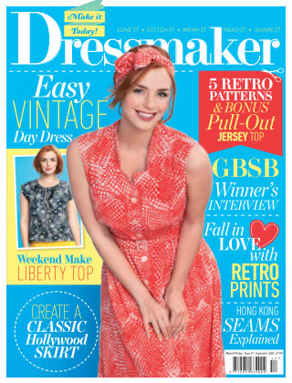 Make It Today Dressmaker! Issue 17 2016