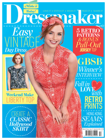 Make It Today Dressmaker! September 02, 2016 00:00