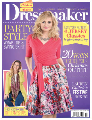 Make It Today Dressmaker! Issue 19 2016