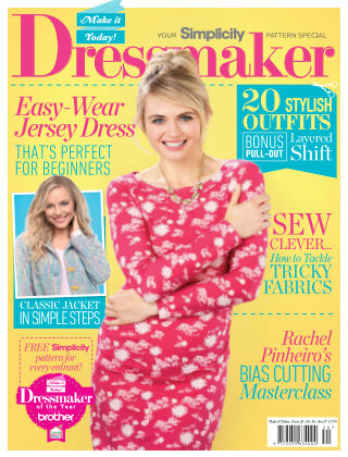 Make It Today Dressmaker! Issue 20 2016
