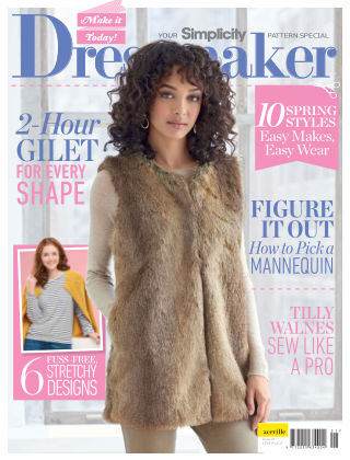 Make It Today Dressmaker! Issue 21 2017