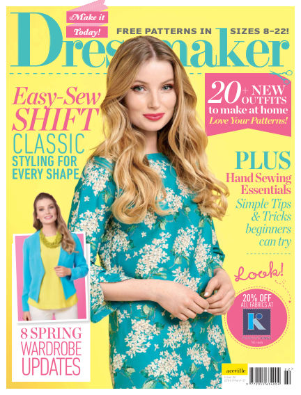 Make It Today Dressmaker! March 10, 2017 00:00