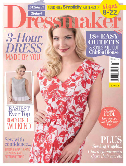 Make It Today Dressmaker! April 13, 2017 00:00
