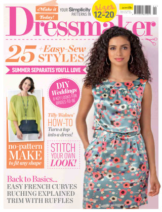 Make It Today Dressmaker! Issue 24 2017