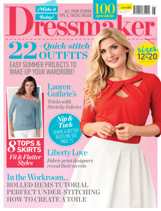 Make It Today Dressmaker! Issue 25 2017