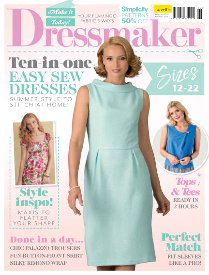 Make It Today Dressmaker! August 02, 2017 00:00