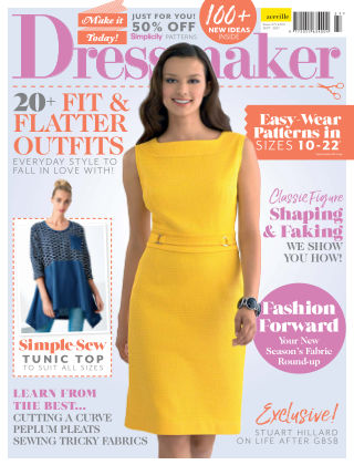 Make It Today Dressmaker! Issue 27 2017