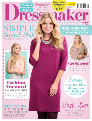 Make It Today Dressmaker! Issue 28 2017