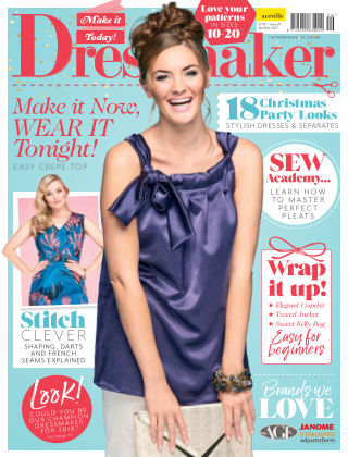 Make It Today Dressmaker! Issue 29 2017
