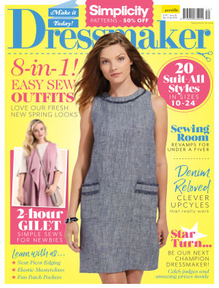 Make It Today Dressmaker! Issue 30 2017