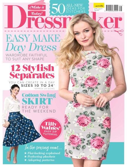 Make It Today Dressmaker! January 25, 2018 00:00