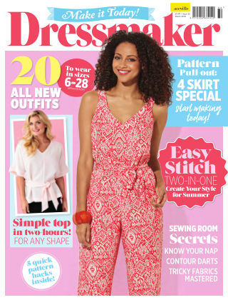 Make It Today Dressmaker! Issue 32 2018