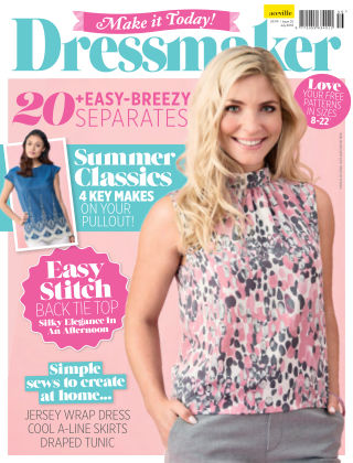 Make It Today Dressmaker! Issue 35