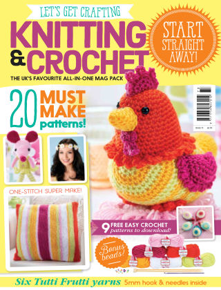 Let's Get Crafting Issue 73 2015