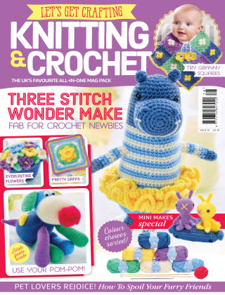 Let's Get Crafting Issue 78 2016