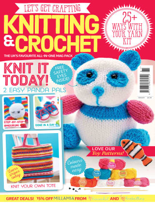 Let's Get Crafting Issue 81 2016
