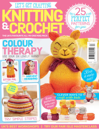 Let's Get Crafting Issue 83 2016