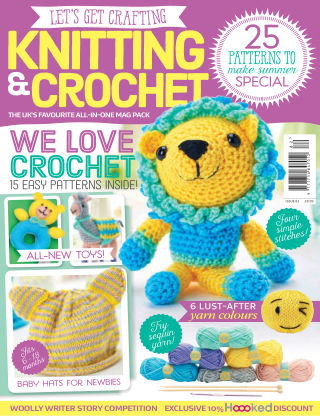 Let's Get Crafting Issue 82 2016