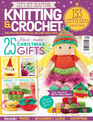 Let's Get Crafting Issue 75 2015