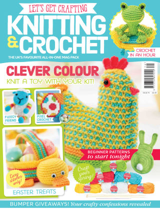 Let's Get Crafting Issue 79 2016