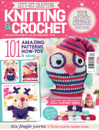 Let's Get Crafting Issue 74 2015