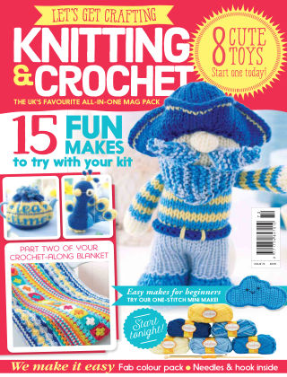Let's Get Crafting Issue 72 2015