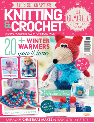 Let's Get Crafting Issue 76 2016