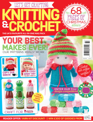 Let's Get Crafting Issue 84 2016