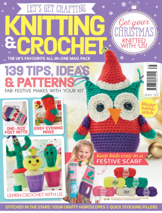 Let's Get Crafting Issue 86 2016
