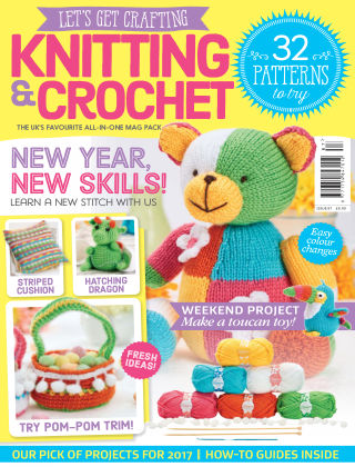 Let's Get Crafting Issue 87 2016