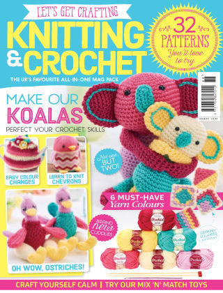 Let's Get Crafting Issue 88 2017