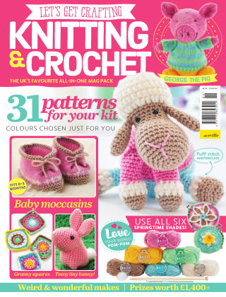 Let's Get Crafting Issue 89 2017