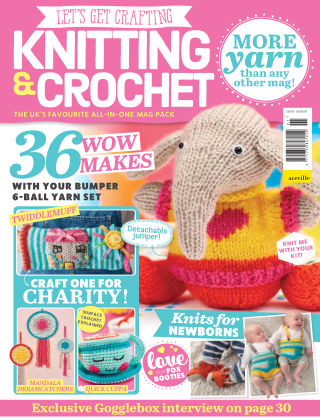 Let's Get Crafting Issue 91 2017