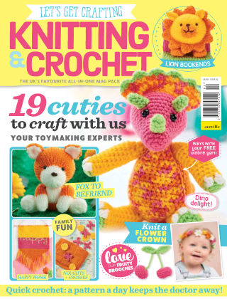 Let's Get Crafting Issue 92 2017