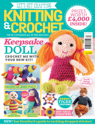Let's Get Crafting Issue 93 2017