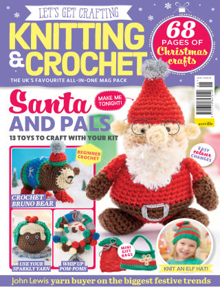 Let's Get Crafting Issue 95 2017