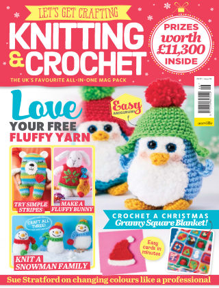 Let's Get Crafting Issue 96 2017