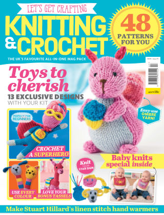 Let's Get Crafting Issue 97 2017