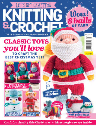 Let's Get Crafting Issue105