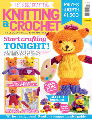 Let's Get Crafting Issue108