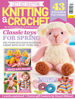 Let's Get Crafting Issue 109