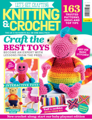 Let's Get Crafting Issue110