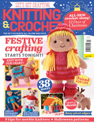 Let's Get Crafting Issue 114