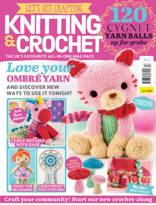 Let's Get Crafting Issue 117