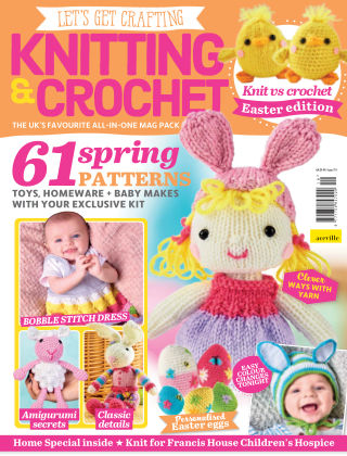 Let's Get Crafting Issue 119