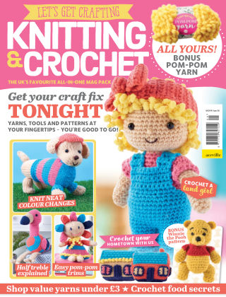 Let's Get Crafting Issue 120